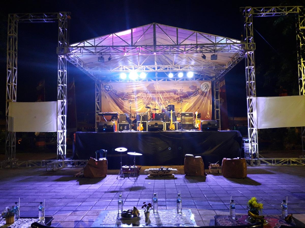 Rental Sound System Lighting & Stage Rigging Murah Surabaya