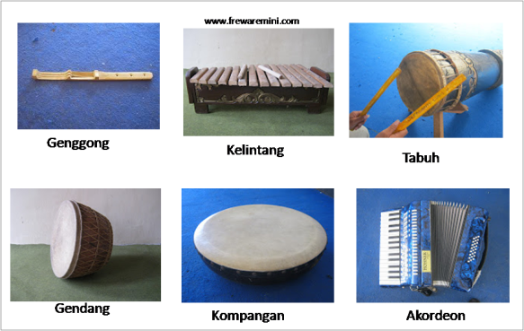 65 Gambar Alat Musik Tradisional 34 Provinsi Terbaik