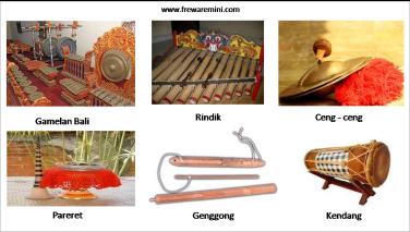 Macam Macam Alat Musik Traditional Indonesia Klinik Musik