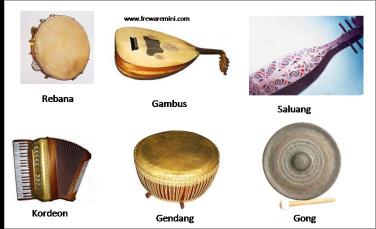 Jenis Jenis Alat Musik Ritmis Melodis Dan Harmonis