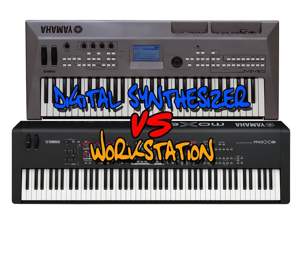 Digital Piano Vs Workstation : keyboard digital synthesizer vs keyboard workstation klinik musik ~ Vivirlamusica.com Haus und Dekorationen
